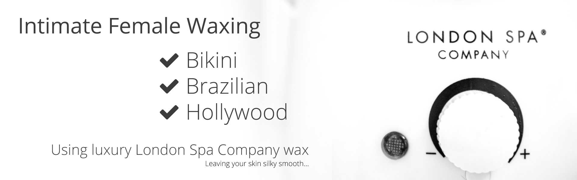 Derbyshire Beauty salon offering female intimate waxing